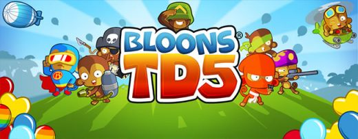 Play Bloons Tower Defense 5 Unblocked Online