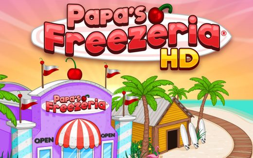 Play Papa's Freezeria Unblocked Online Game