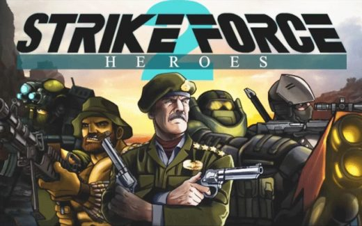 Play Strike Force Heroes 2 Hacked Unblocked Game Online