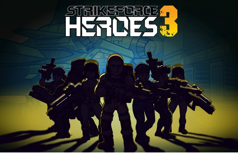 Play Strike Force Heroes 3 Hacked & Unblocked Free