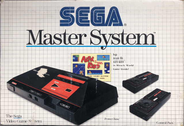 Best SEGA Master System Games