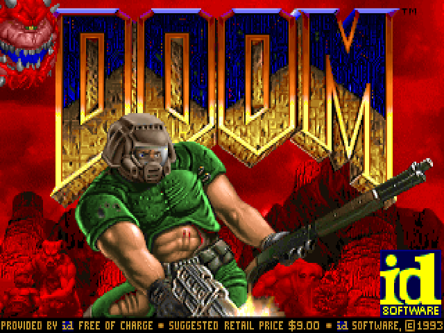 DOOM - Best DOS Games of All Time