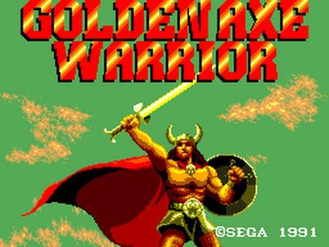 Golden Axe Warrior - Best SEGA Master System Games