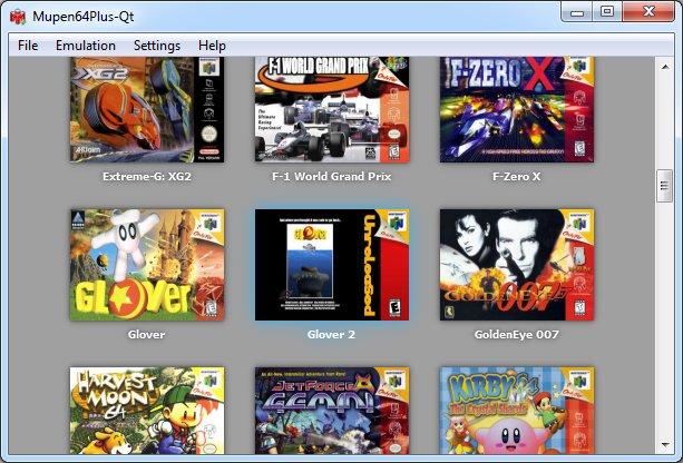 Mupen64plus - Best N64 Emulator for PC