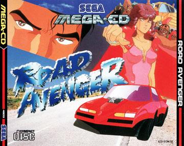 Road Avenger - Best SEGA CD ROMs of All Time