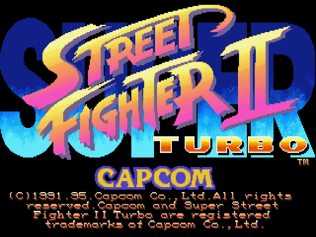 Street Fighter II - Best DOS Games of All Time