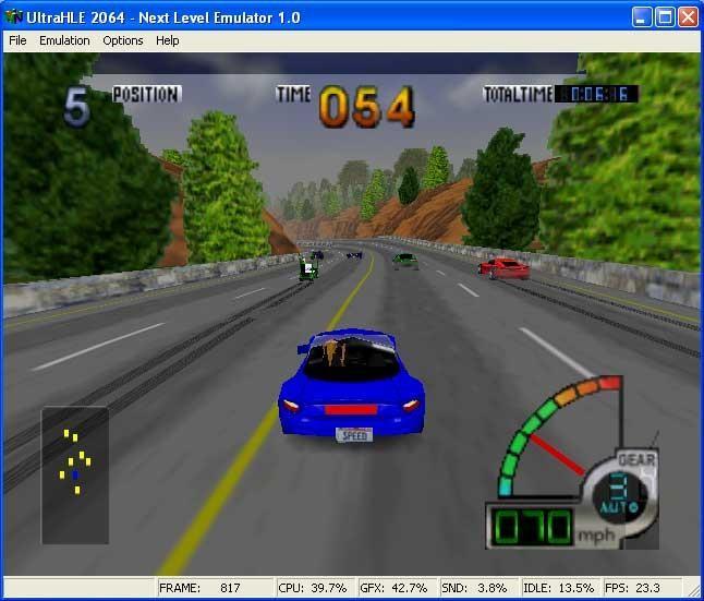 UltraHLE - Best N64 Emulator for PC