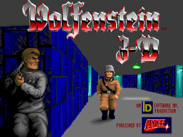 Wolfenstein 3D - Best DOS Games of All Time