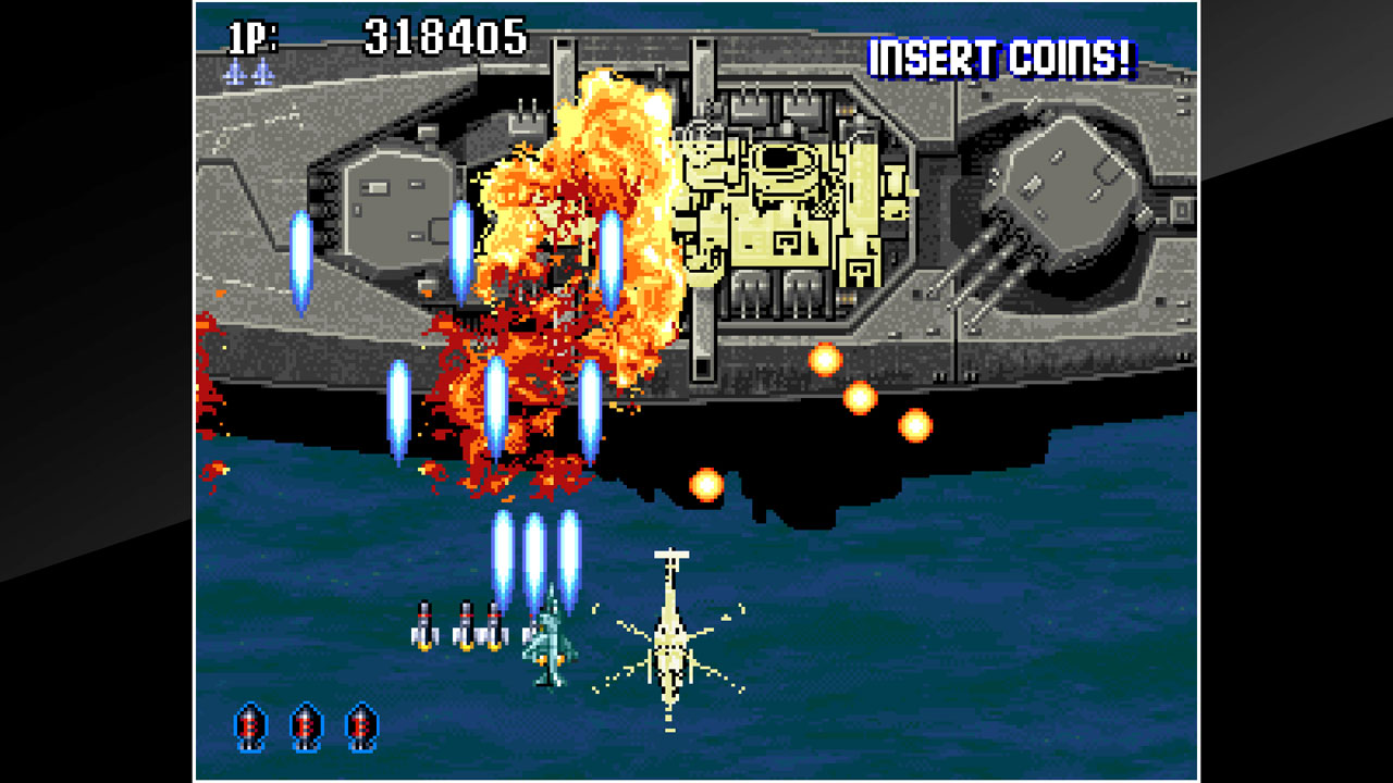 Aero Fighters 2 - Best Neo Geo Games Review