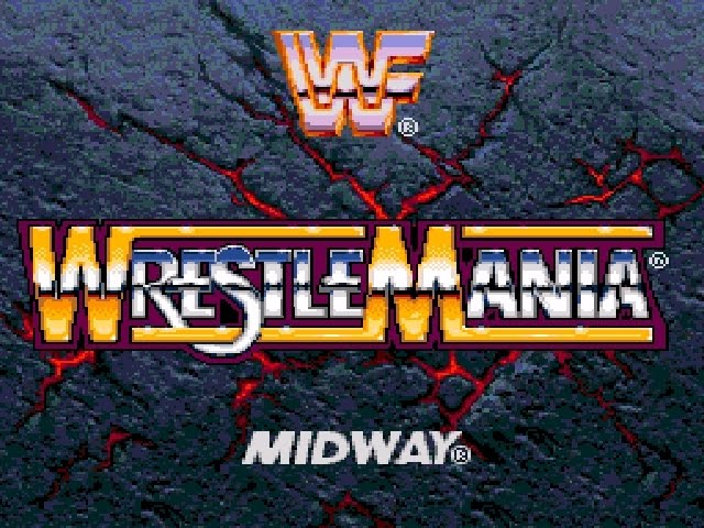 Best 32x Games Review - WWF Wrestlemania The Arcade Game